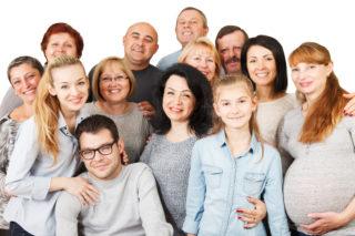 Familie numeroasa