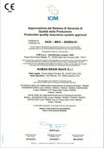 Certificat CE (UE) - Rigenera