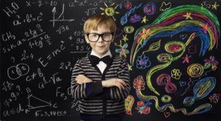 Copil talentat, autism,