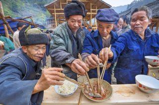 Adevarata mancare traditionala chinezeasca.