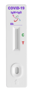 Test anticorpi coronavirus Romlab