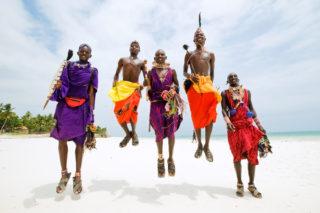 Africa are o densitate populationala de doar 45 de locuitori pe kilometru patrat.