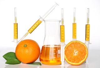 Efectul imunomodulator al acidului ascorbic poate determina, in acest caz, un efect paradoxal.