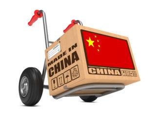 O temere intemeiata de vreme ce China este cel mai mare exportator la nivel mondial.