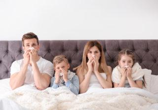 Statistic vorbind, cel mai probabil este sa ai gripa sezoniera, nu COVID-19.
