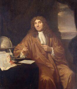 Antonie vanLeeuwenhoek