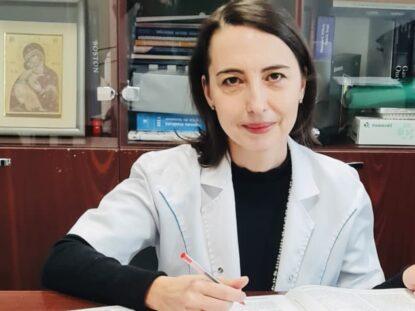 Med. pr. Polixenia Iorga