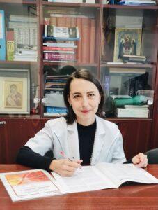 Dr. Polixenia Iorga