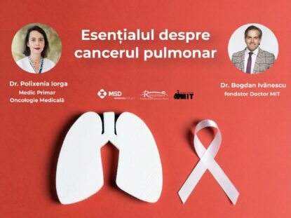 Interviurile Doctor MIT - cancerul pulmonar