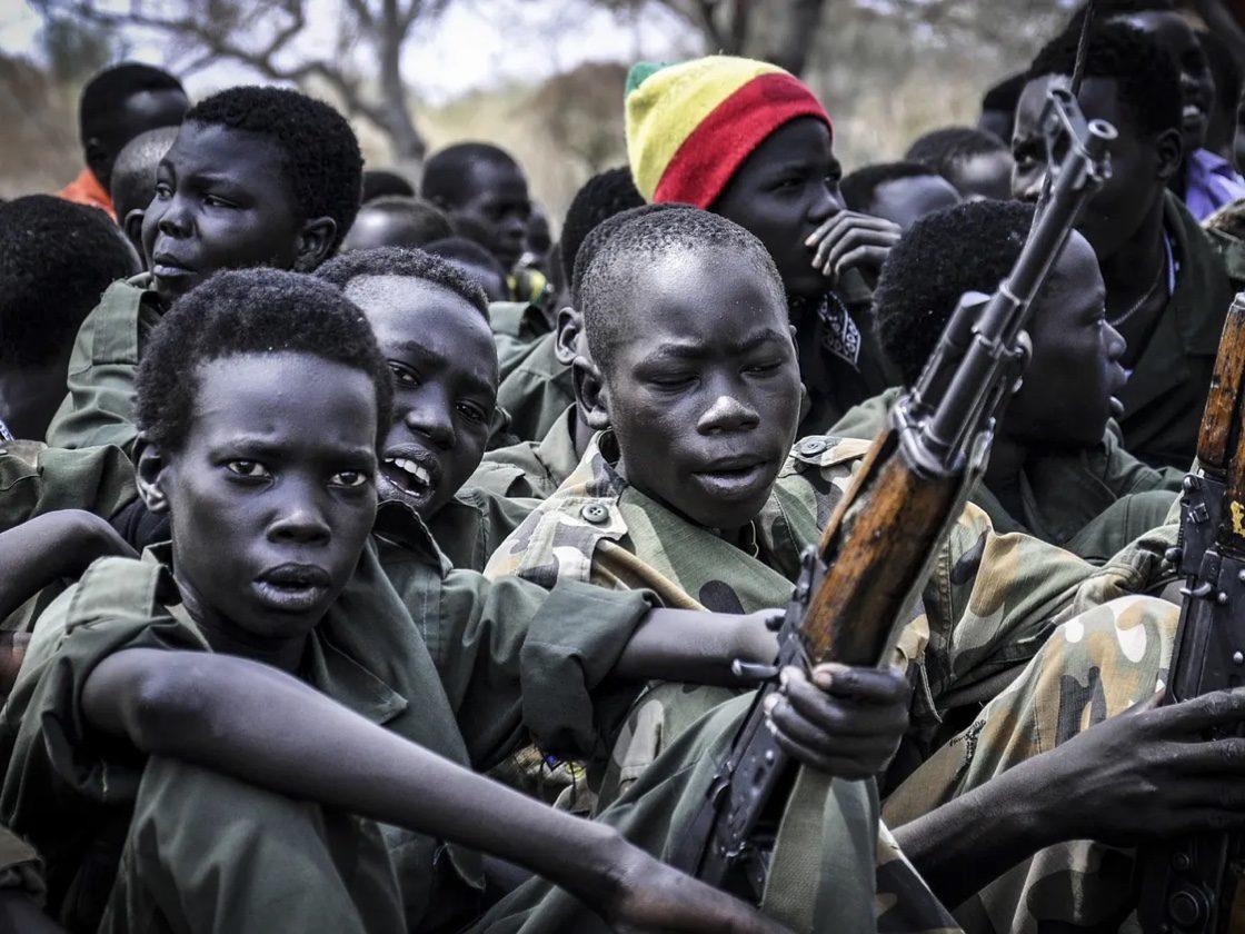 Copii soldati