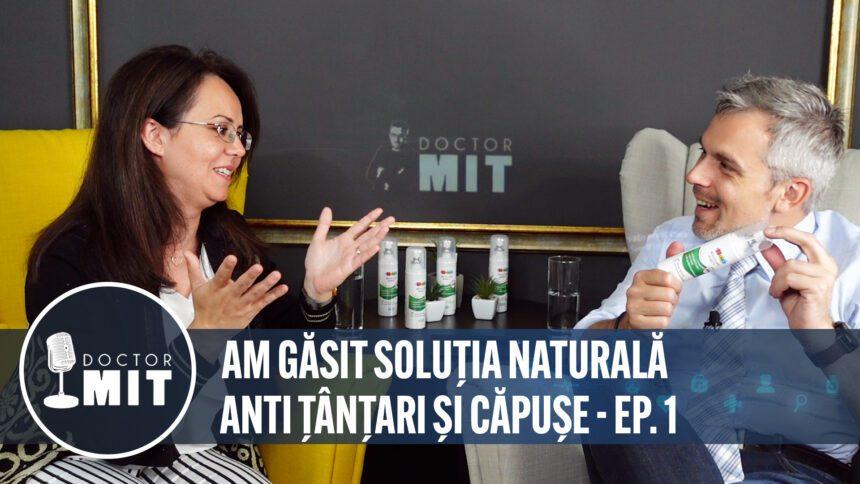 Interviurile Doctor MIT - dr. catalina vladila - ep1